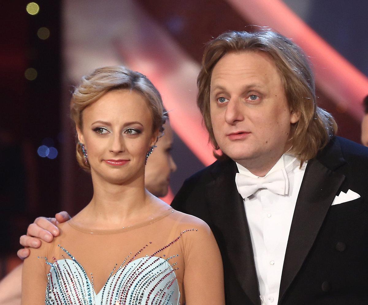 Lukáš Pavlásek a Lucie Hunčárová ve Stardance