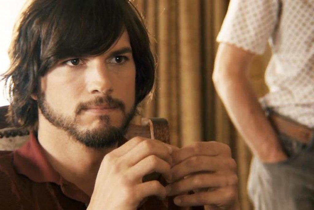 Hlavní roli Steva Jobse ztvárnil Ashton Kutcher