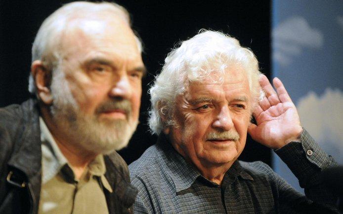 Ladislav Smoljak, Zdeněk Svěrák