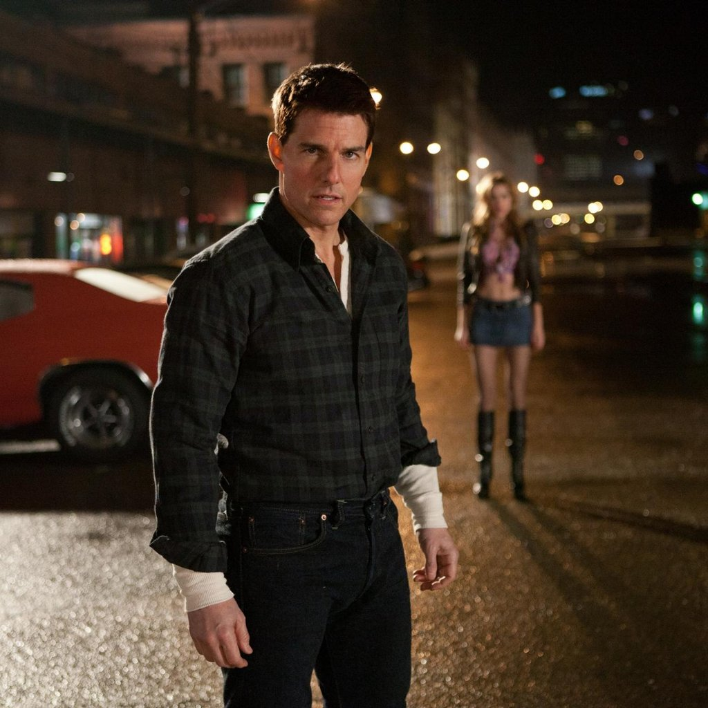 Tom Cruise ve filmu Jack Reacher