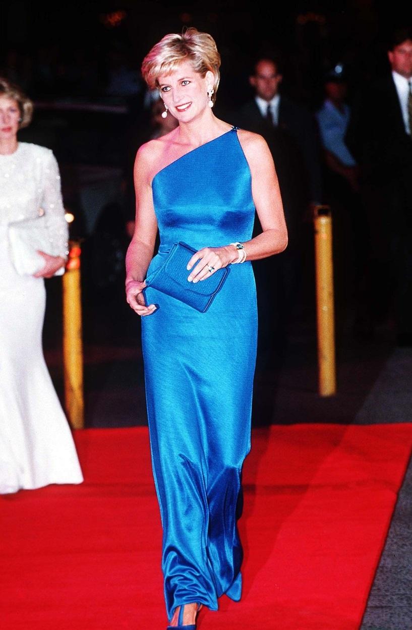 Diana v roce 1996