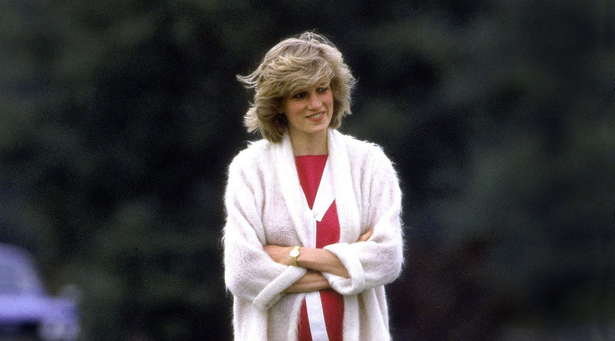 Diana v roce 1985