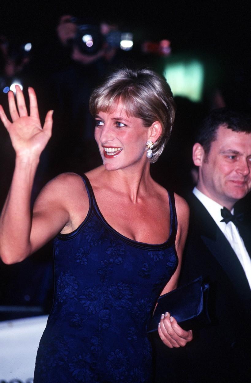Diana v roce 1997.