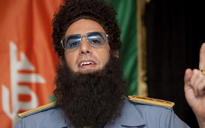 Sacha Baron Cohen jako Diktátor