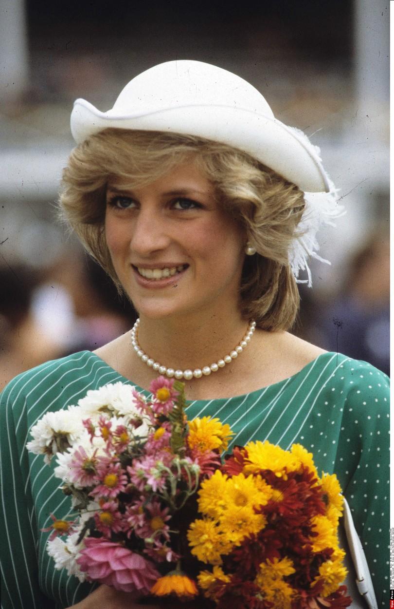 Diana v roce 1983.
