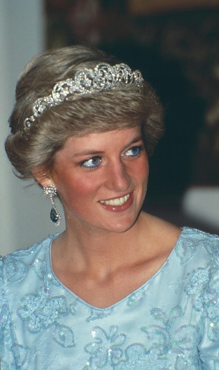 Diana v roce 1987.