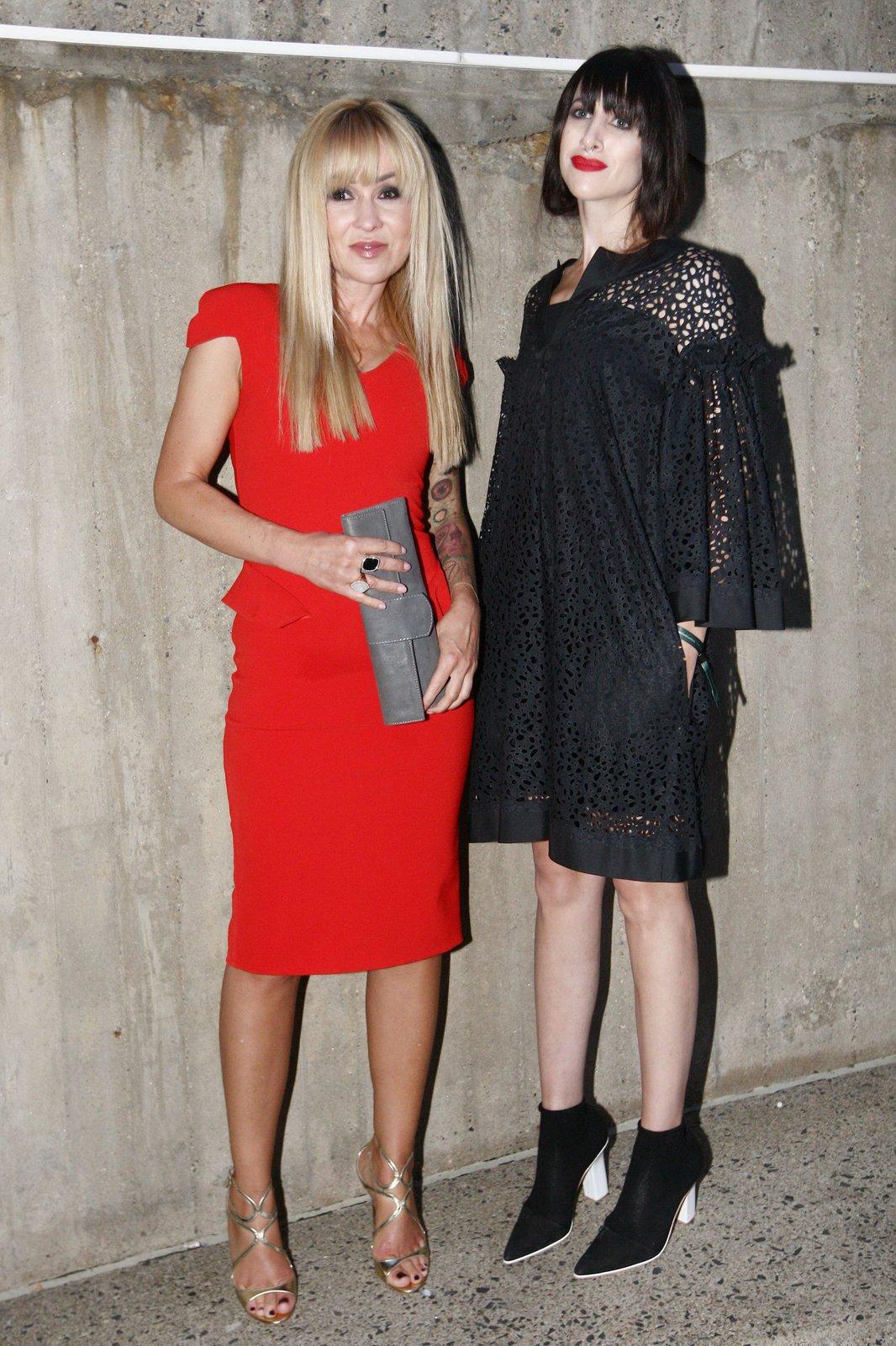 Kaira Hrachovcová a Ina Tina: Stylová dvojhra vyšší dívčí