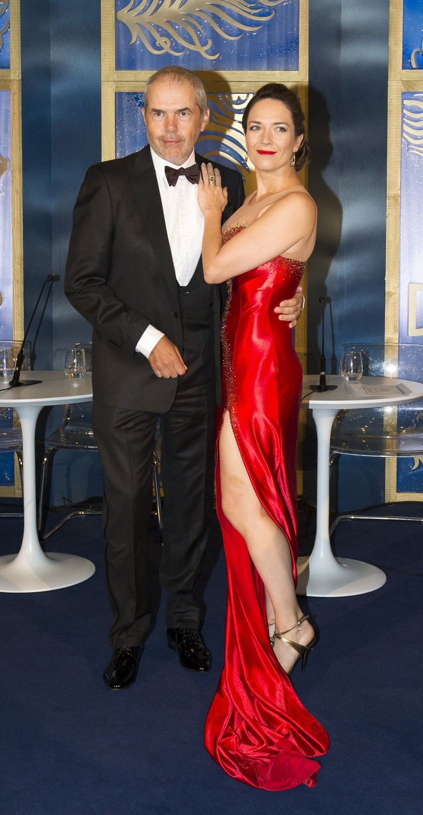 Tereza Kostková se umí krásně rozesmát.