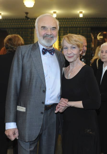 Daniela Kolářová a Zdeněk Svěrák