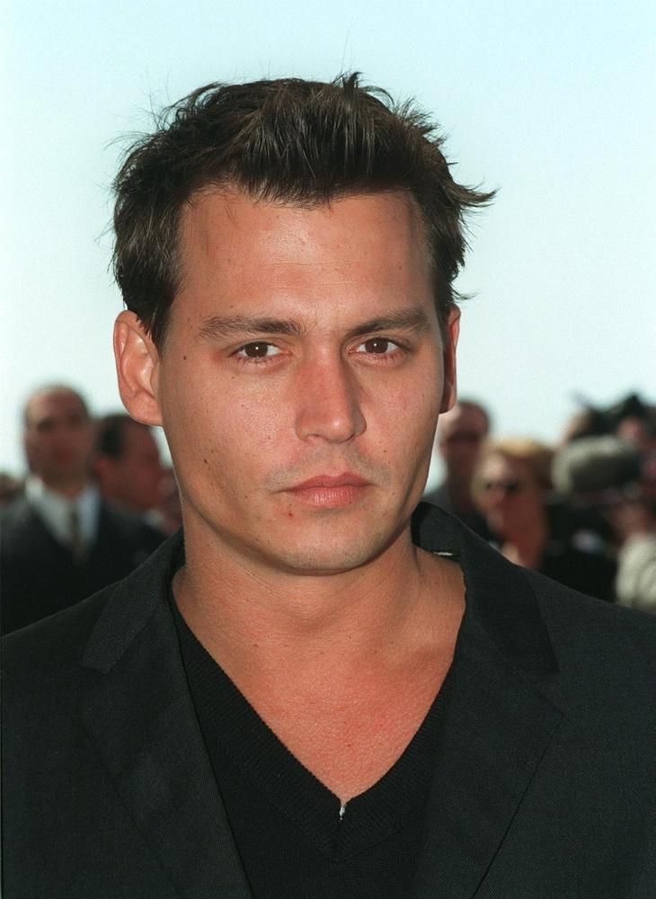 Johnny Depp v roce 1997