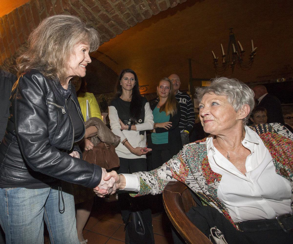 Eva zdravila Janu Štěpánkovou