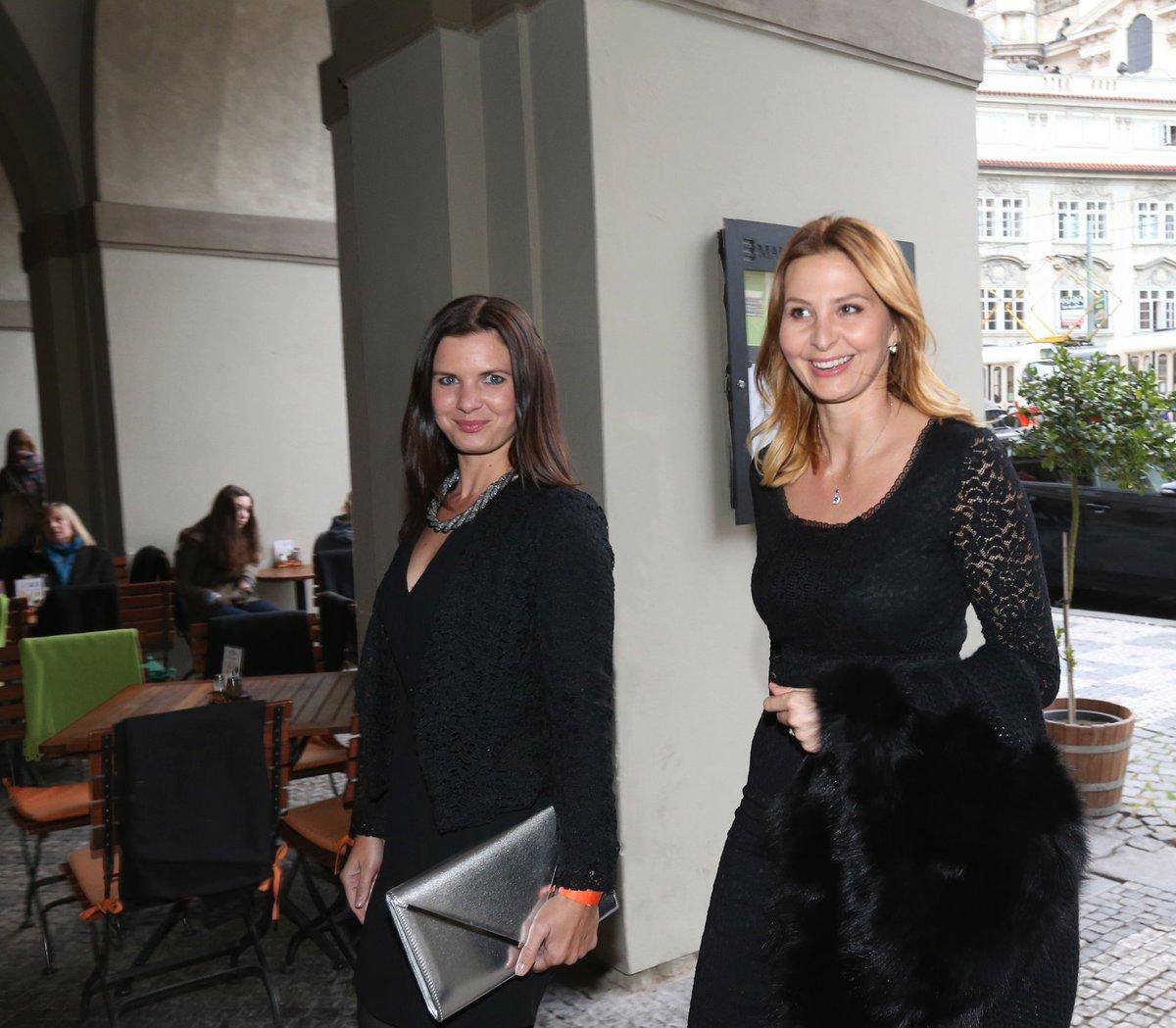 Ivana Gottová přišla na koncert svého muže.