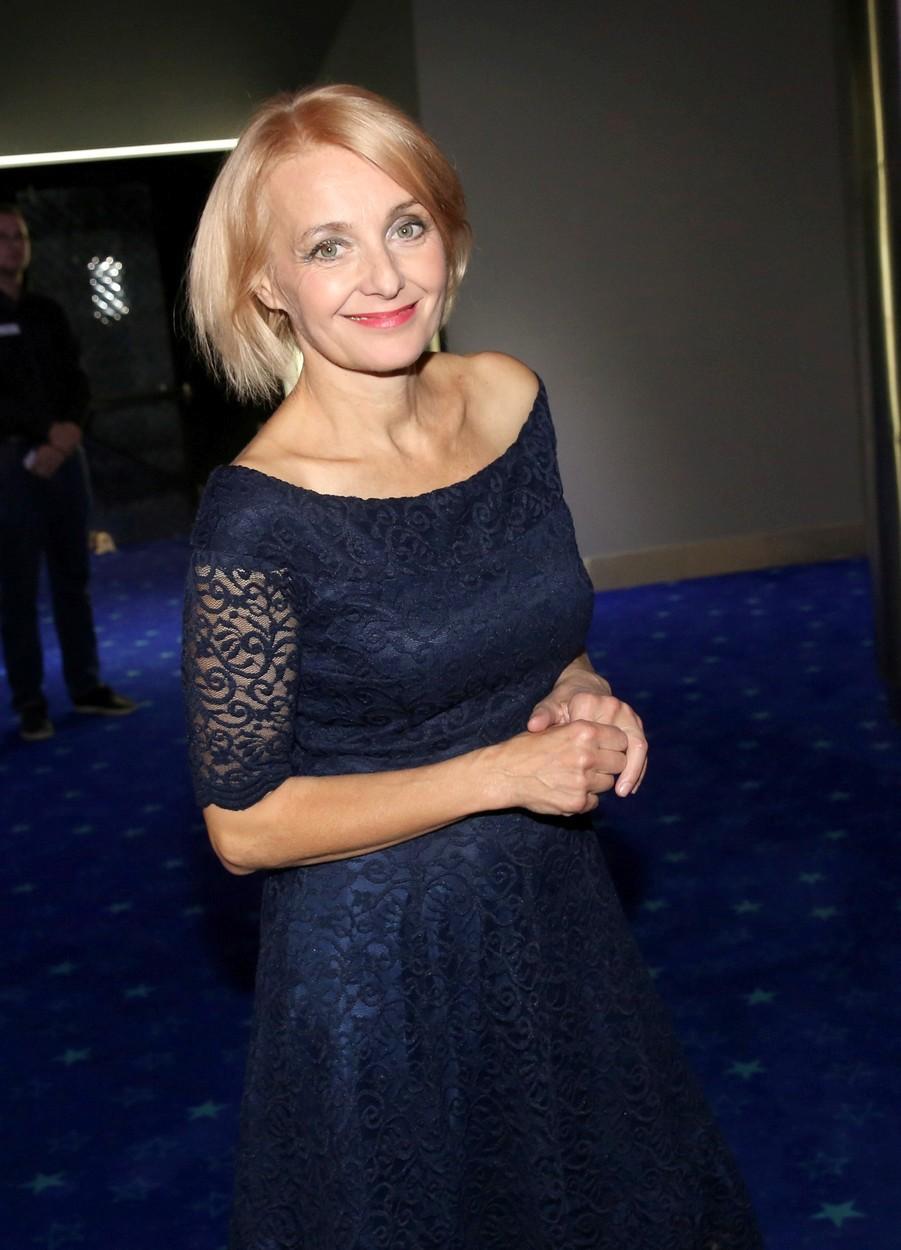 Veronika Žilková na premiéře filmu Anthropoid (2016).