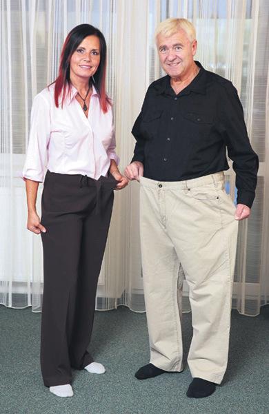 Populární pěvecké duo změnila tříměsíční dieta k nepoznání…