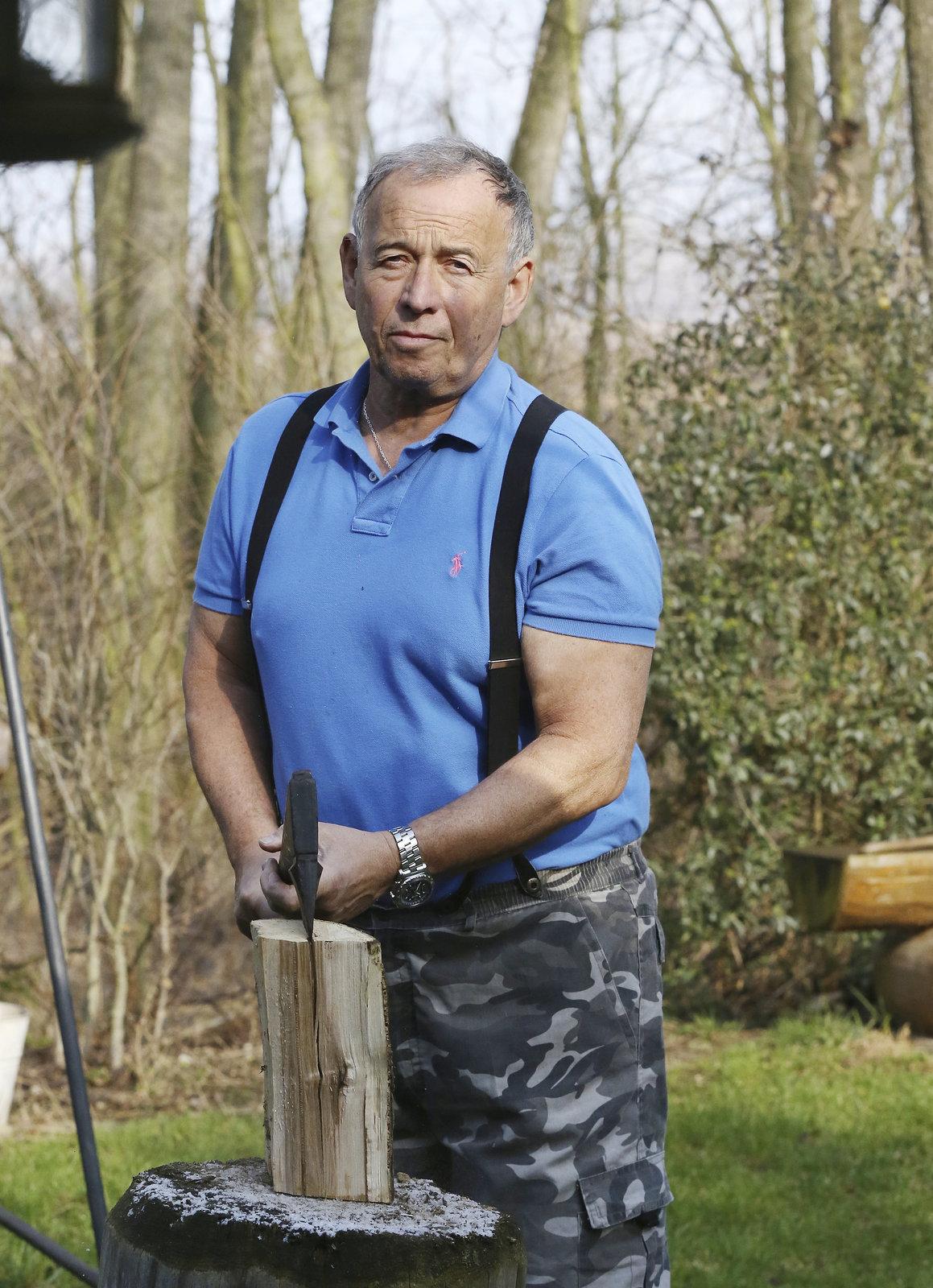 Ivan Vyskočil má problémy se střevy.