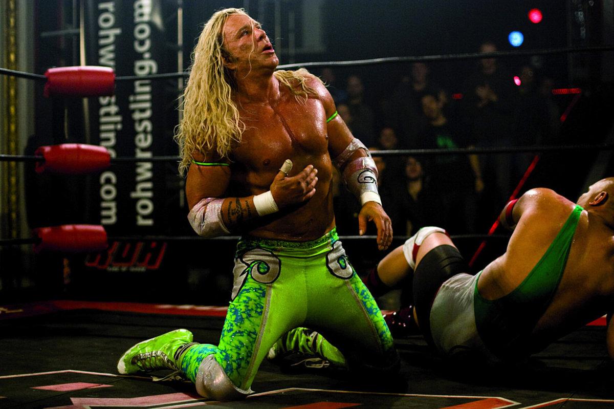 Wrestling seznamka