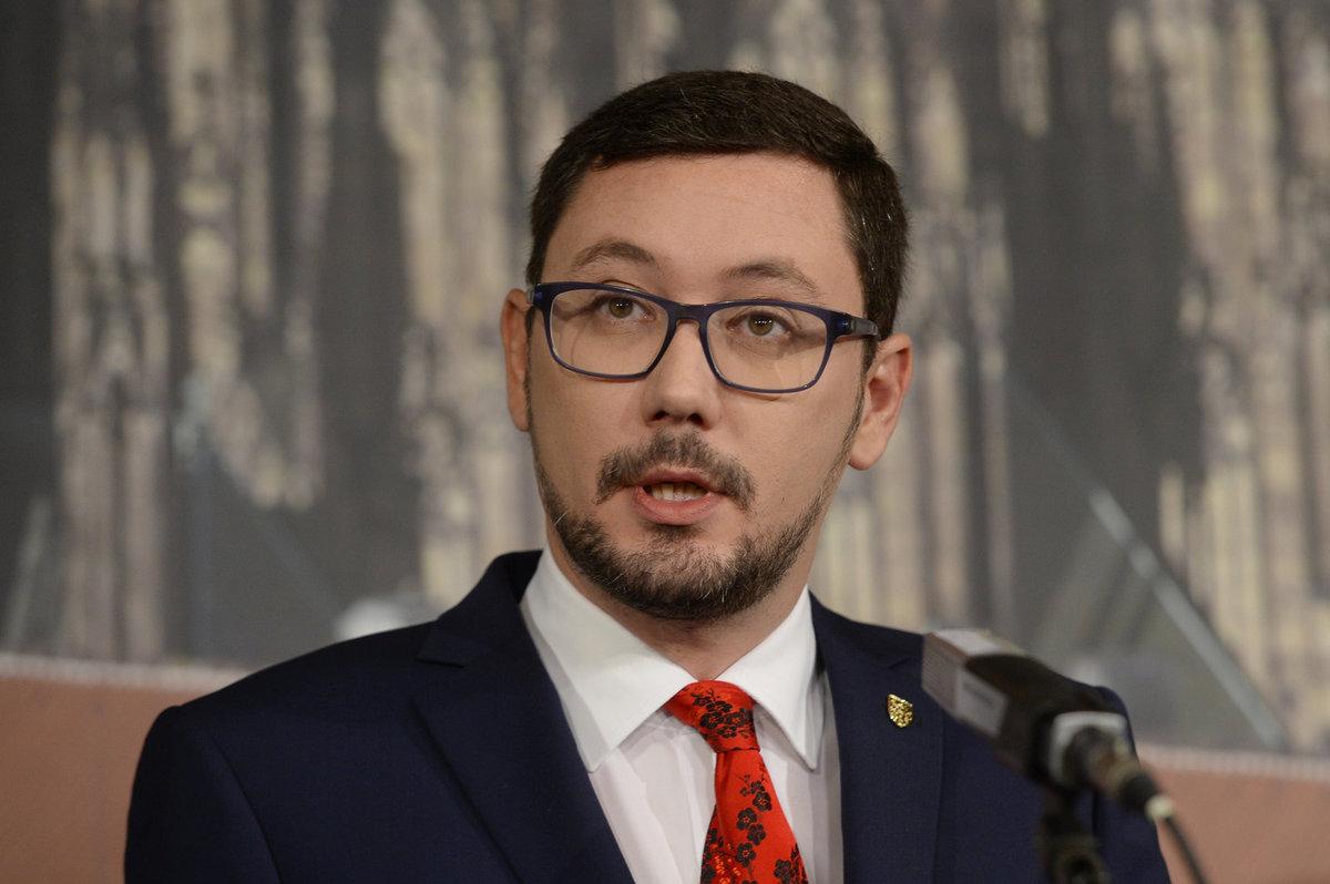 Zemanův mluvčí Jiří Ovčáček