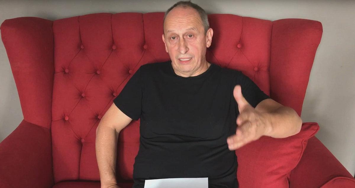 Jan Kraus vydal prohlášení k cenzuře jeho pořadu.