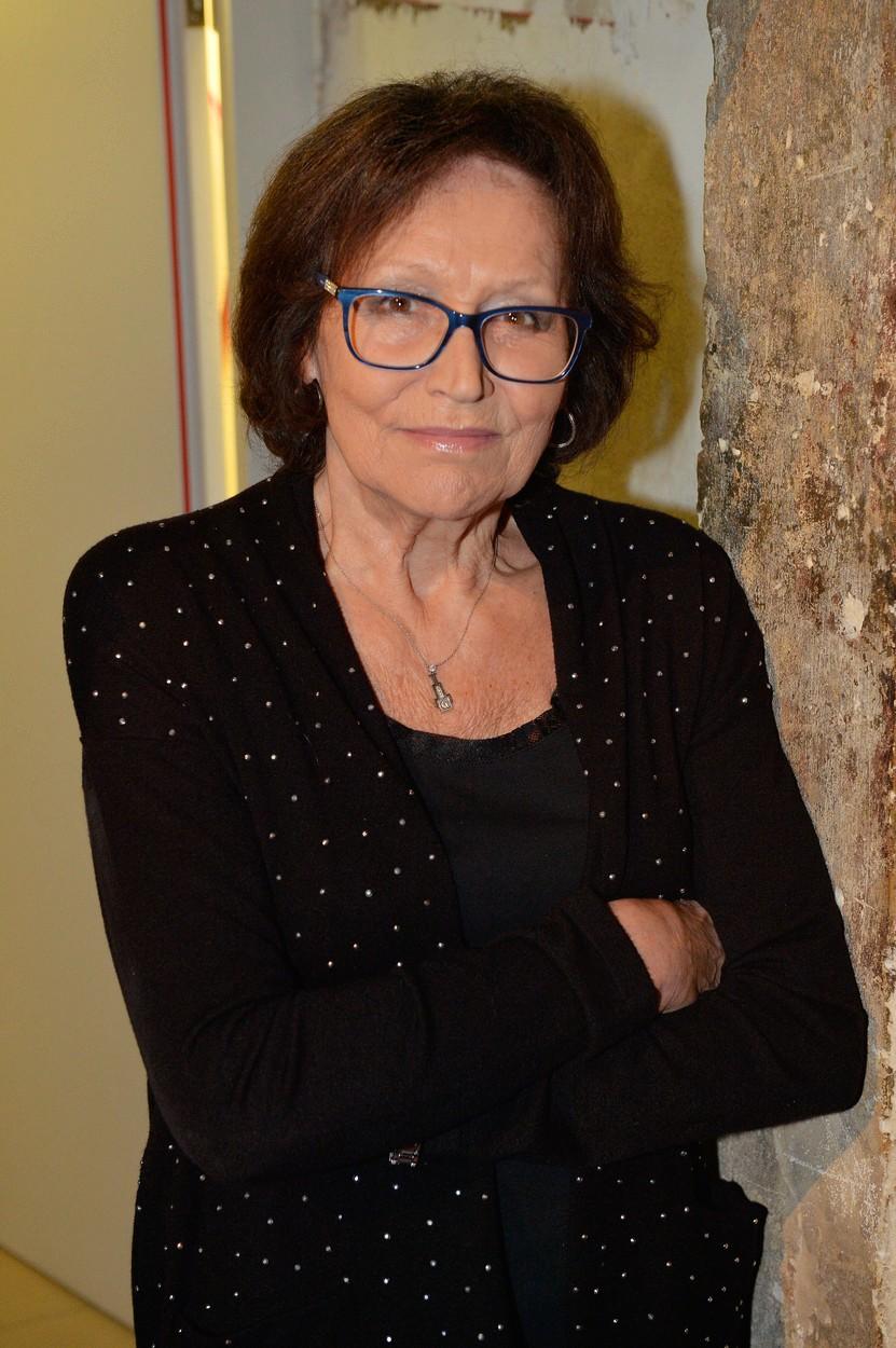 Marta Kubišová letos v říjnu
