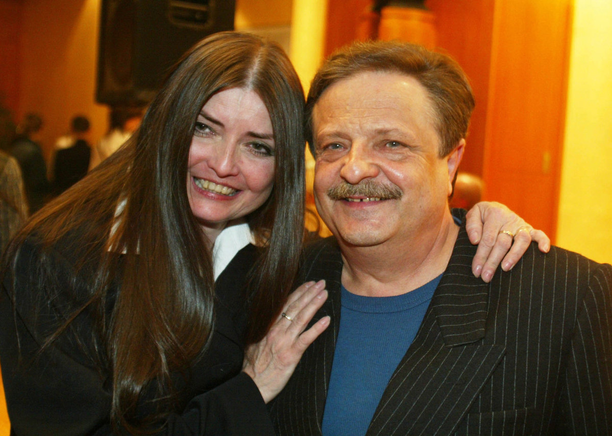 Petr Spálený a Miluška Voborníková