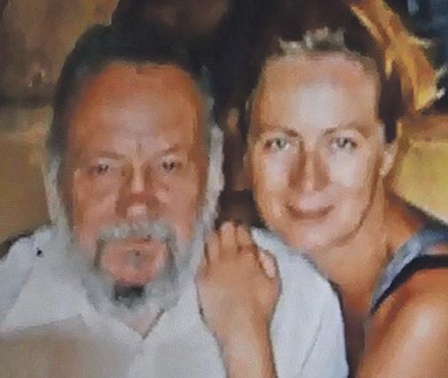 Simona Stašová se svým otcem Břetislavem