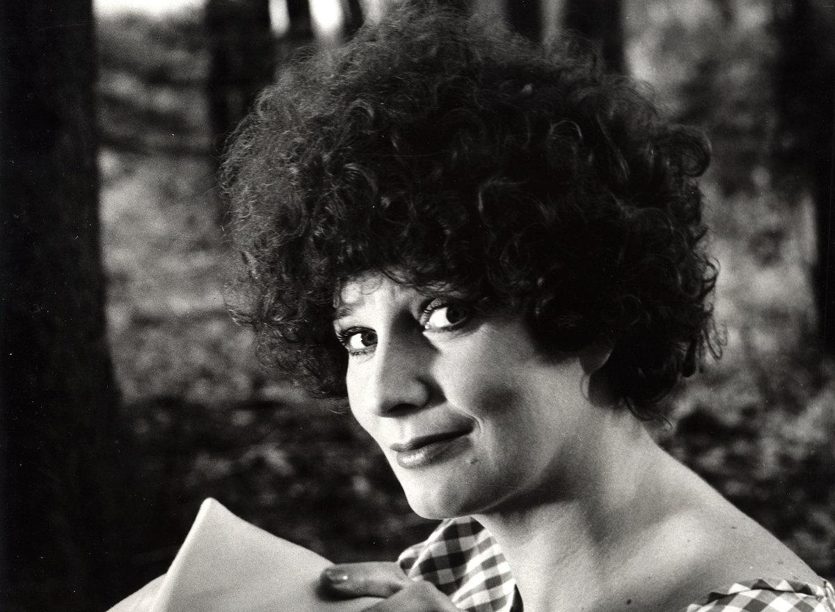 Laďka Kozderková zemřela před 30 lety.
