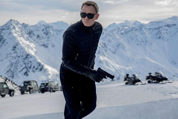 Daniel Craig v poslední Bondovce z roku 2015 s názvem Spectre.