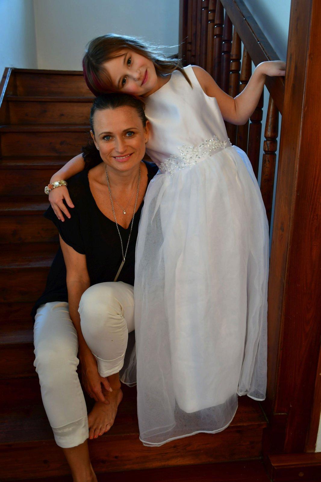 Jana s dcerou