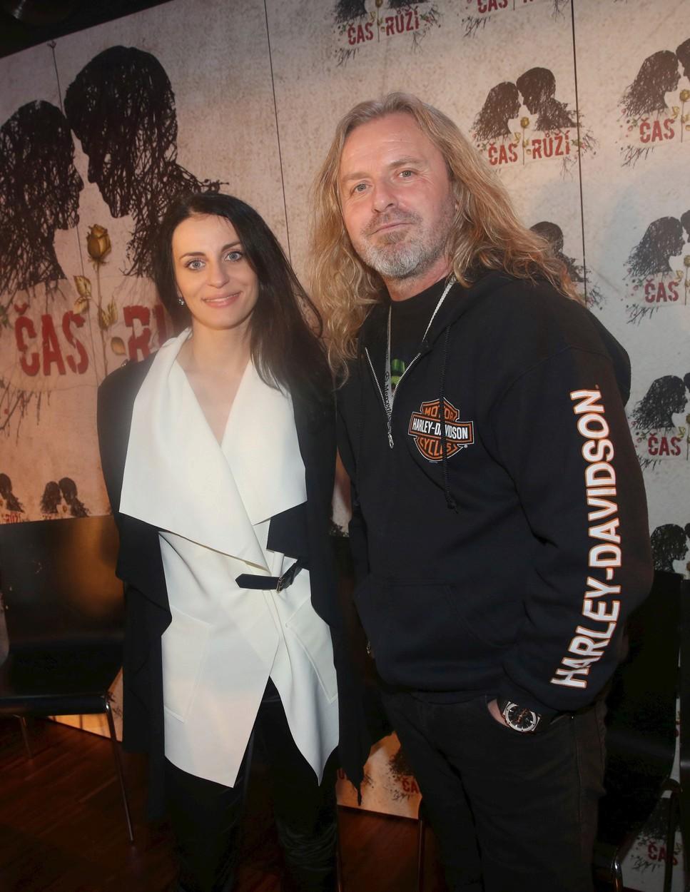 Markéta Procházková a Josef Vojtek