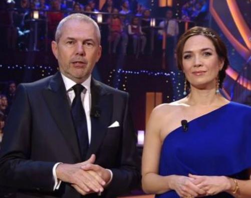 Marek Eben a Tereza Kostková