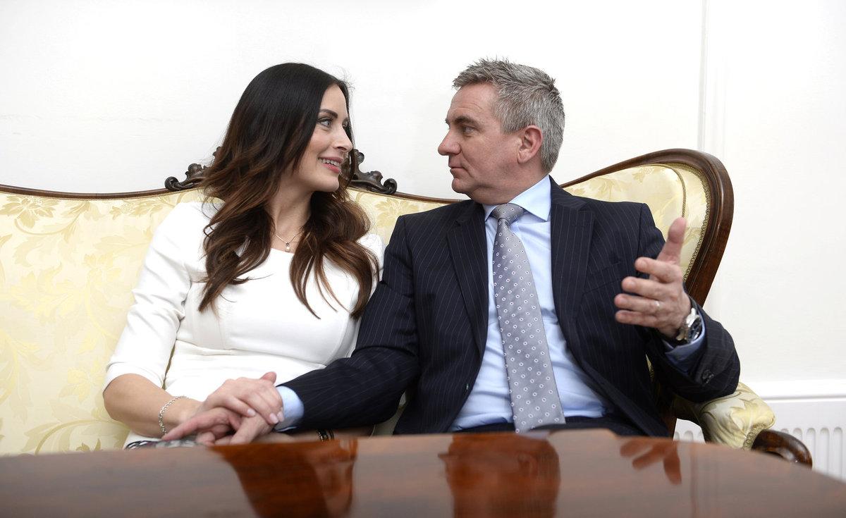 Alexandra Mynářová a Vratislav Mynář