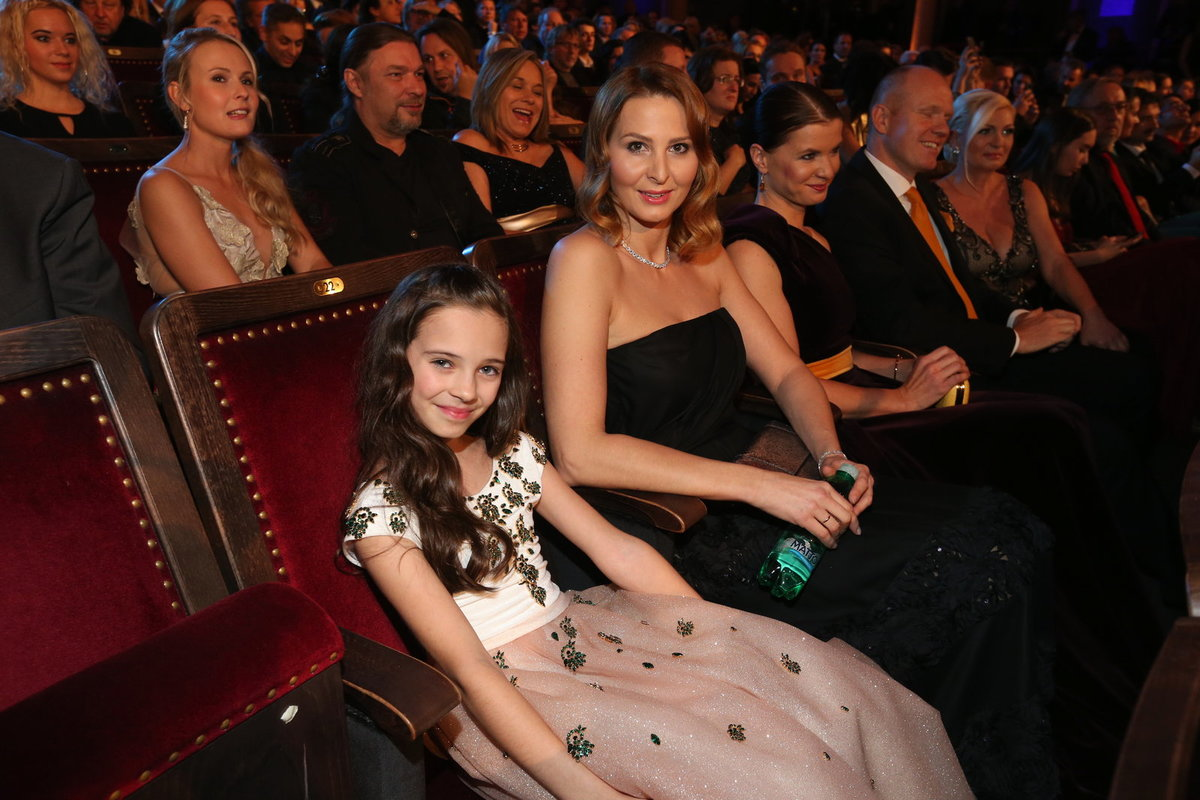 Ivana Gottová s dcerou Charlotte Ellou
