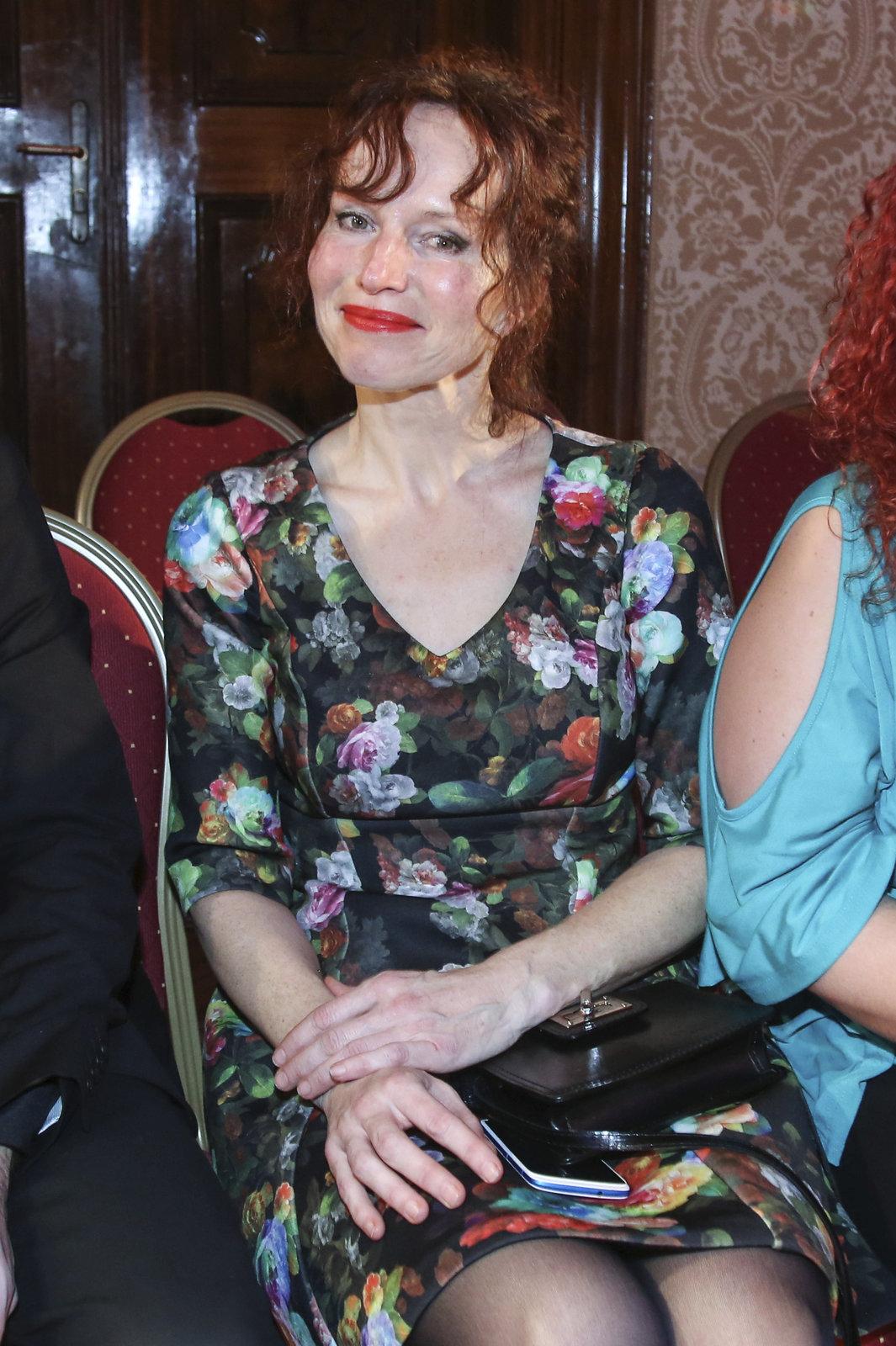 Sára Saudková