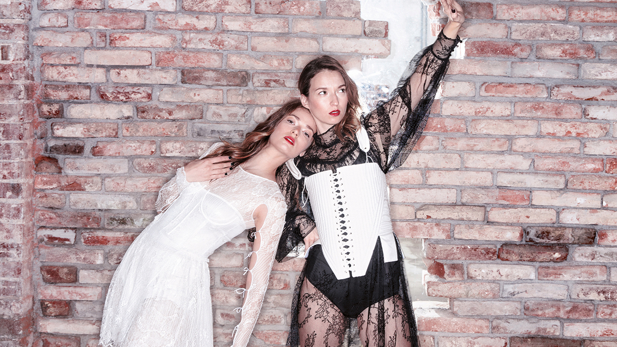 Marika Šoposká a Berenika Kohoutová