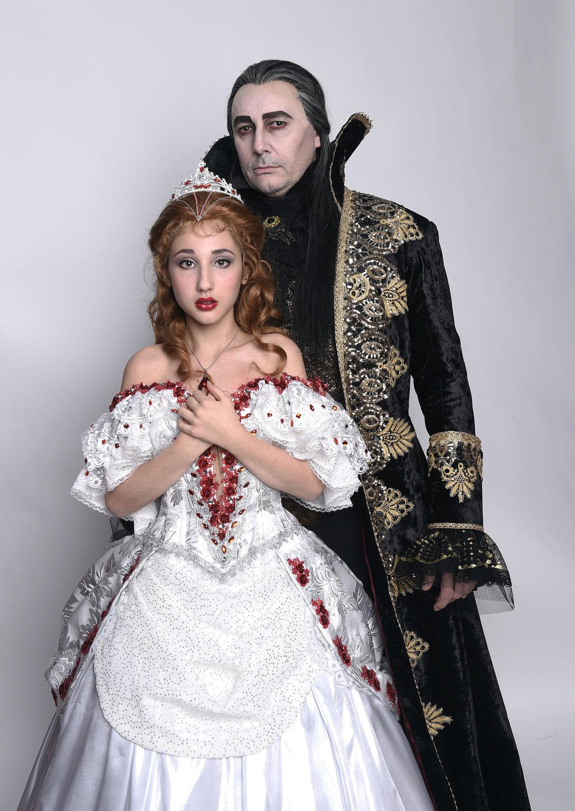 Marián Vojtko s Natálkou Grossovou