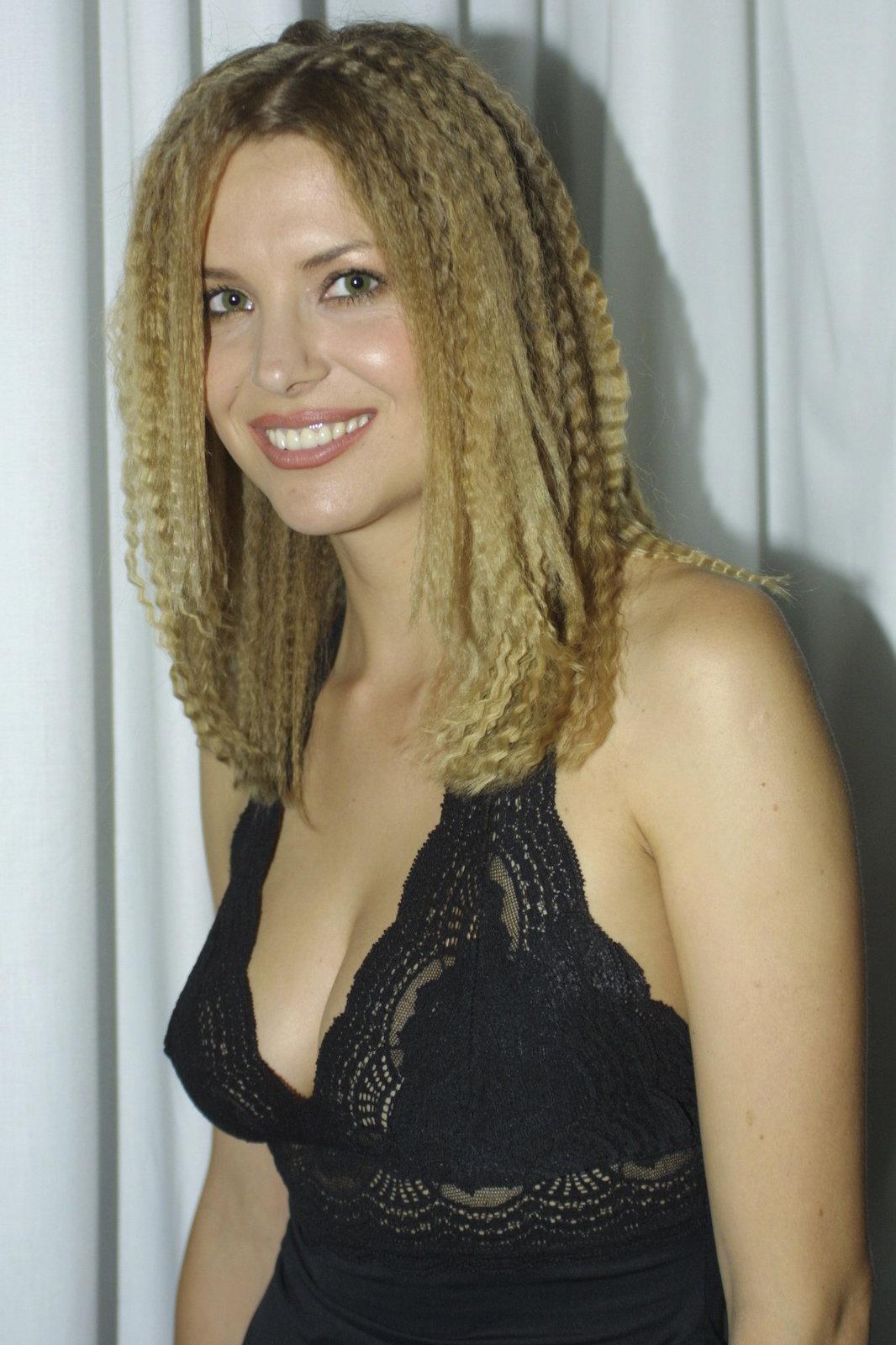 Playmate Jana Štefánková v roce 2002.