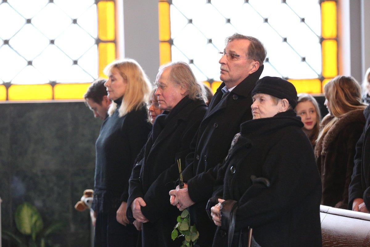Veronika, sestra Naďa a bratr Karel.