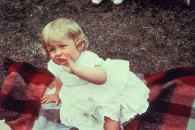 První narozeniny lady Diany.