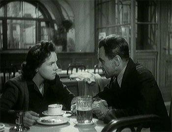 1950: Vlasta Chramostová ve filmu Past