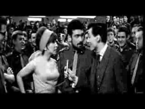 1964 - S Waldemarem Matuškou (†76) ve slavném filmovém muzikálu Kdyby tisíc klarinetů.