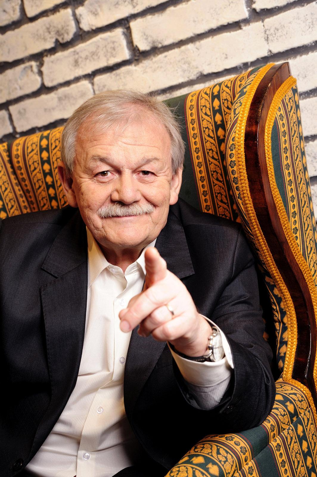 Šíp moderuje Všechnopárty už 12 let.