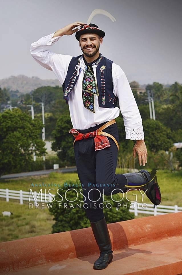 Mister Czech Republic Josef Kurka