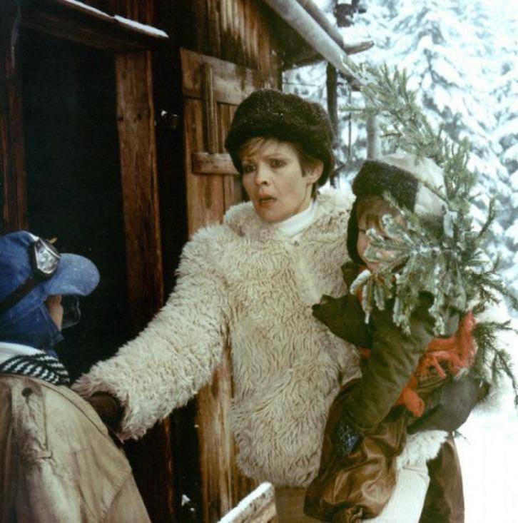 Jana Šulcová ve své nejslavnější roli ve filmu S tebou mě baví svět.