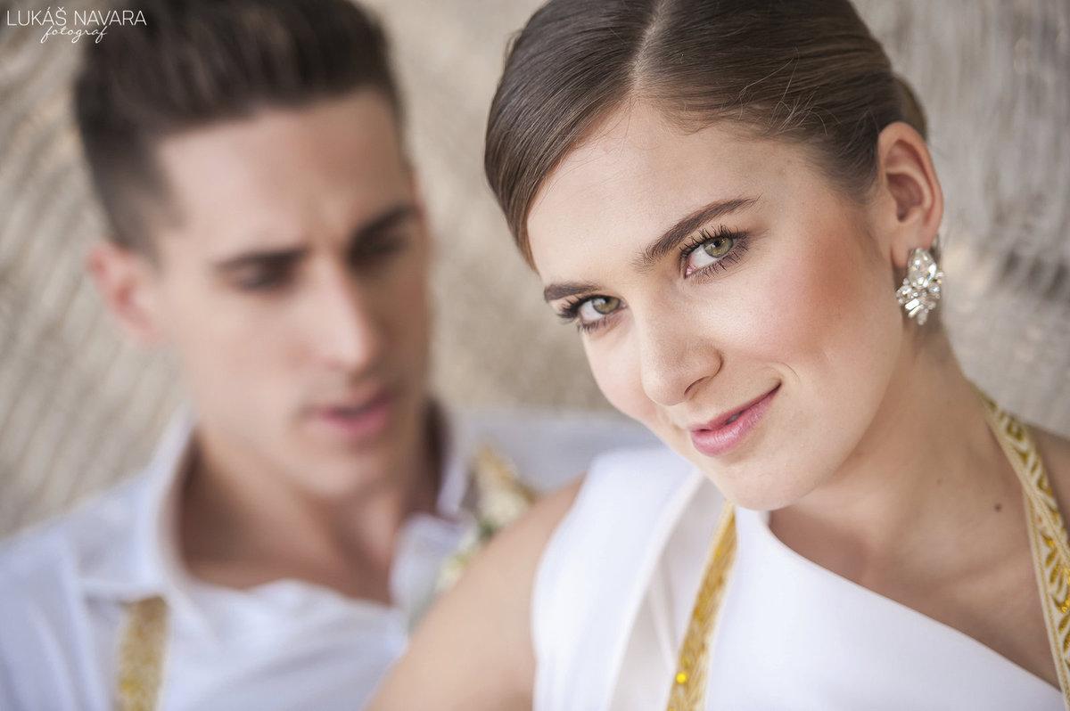 Thajská svatba na zkoušku Andrey Bezděkové