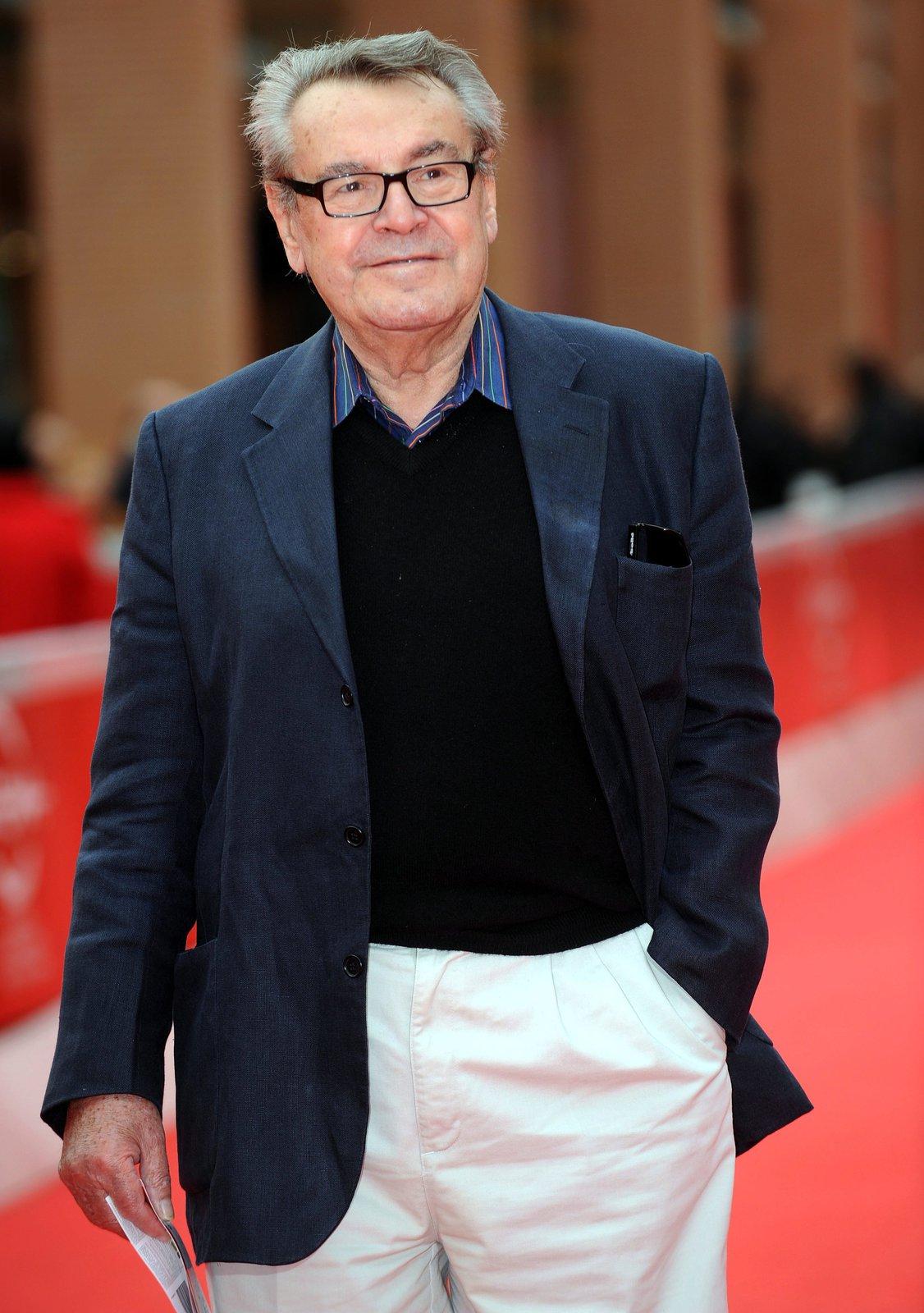 Miloš Forman.