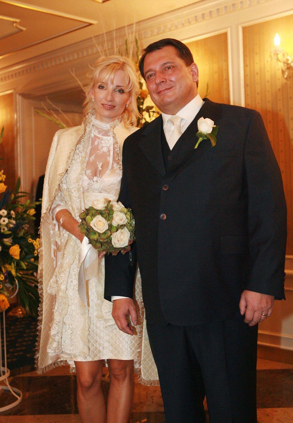 Svatební fotografie Paroubkových.