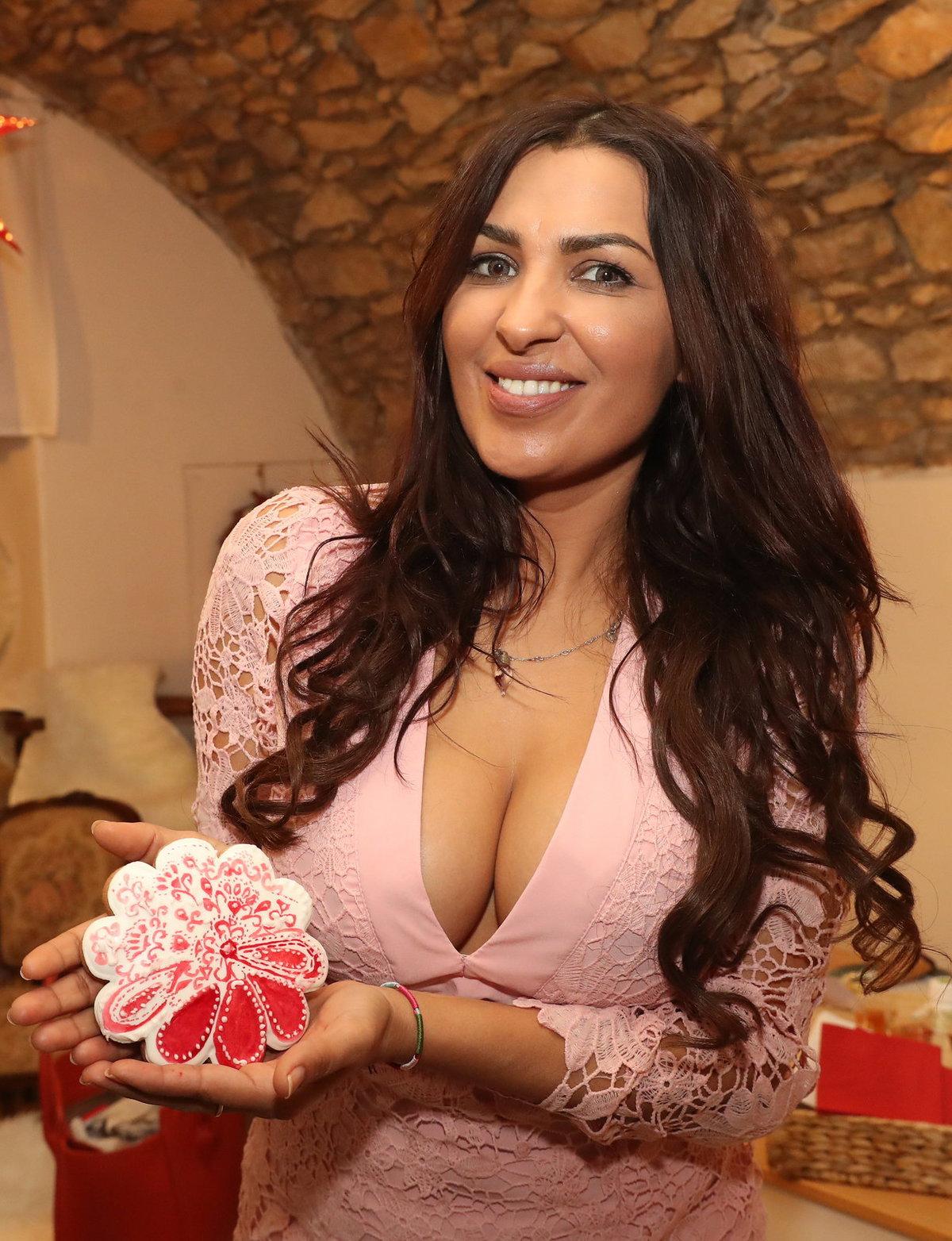 Anife Vyskočilová se pyšní o dvě čísla menšími prsy.