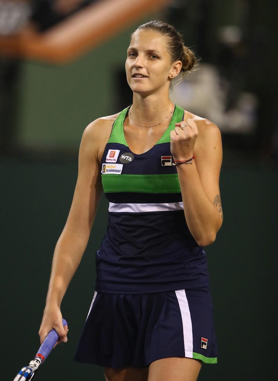 Karolína Plíšková