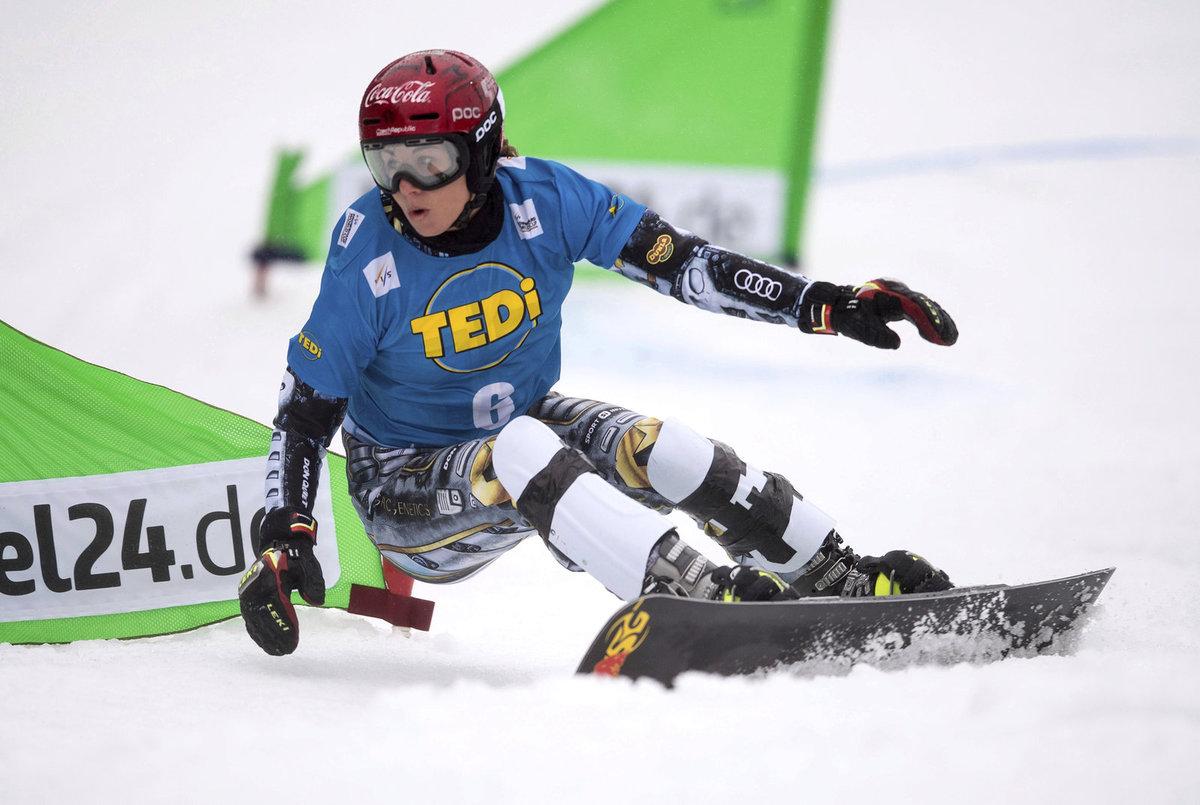 Ester Ledecká skončila na závěr SP v paralelním slalomu druhá