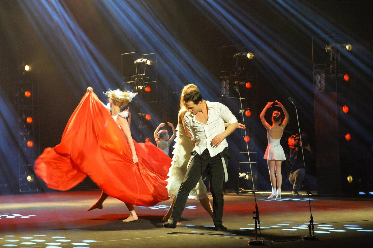Vyhlašování Cen Thálie: Umělecké vystoupení